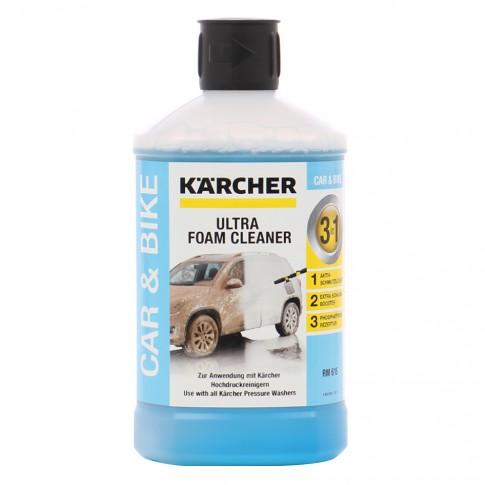 Detergent Ultra Foam, Karcher 3-in-1, 6.295-743.0, 1 litru