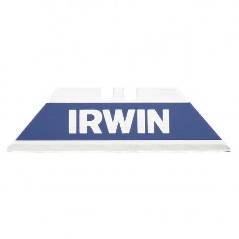 Lame cutter, trapezoidale, Irwin Blue, set 5 bucati