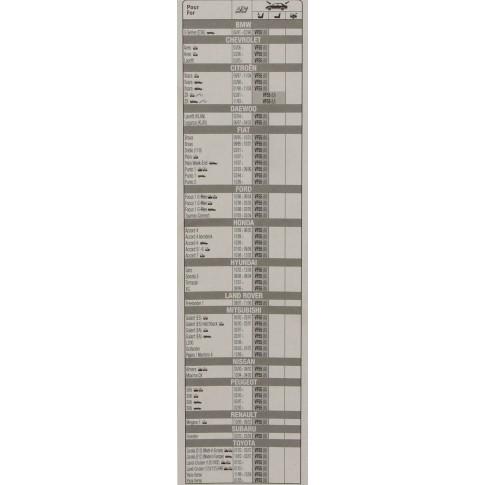 "Stergator parbriz Valeo First, 55 cm, 22"", 1 buc"