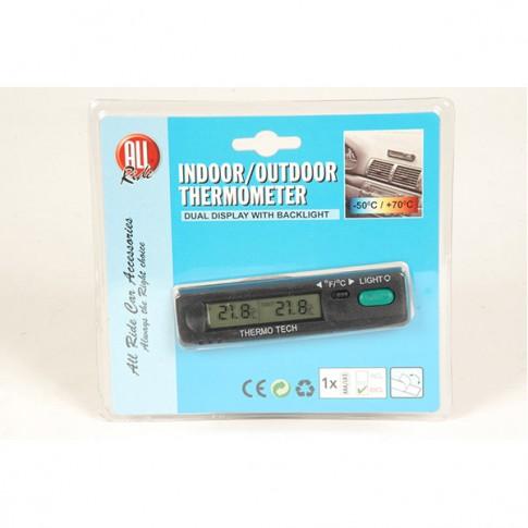 Termometru digital , interior/exterior