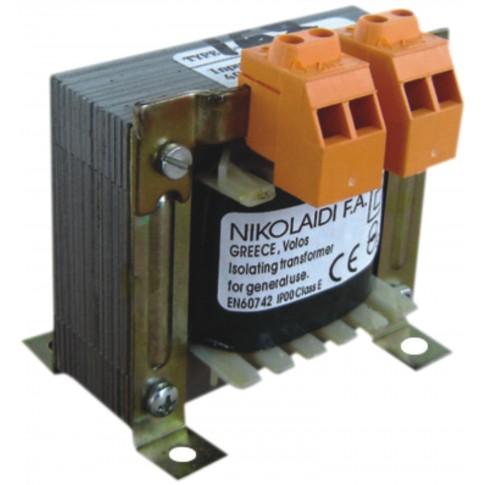 Transformator de tensiune 230 / 24V NikoIaidi 80VA