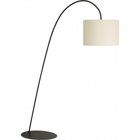 Lampadar Alice 3457, 1 x E27, 2050 mm, crem