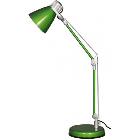 Veioza Zack KL 2103, 1 x E14, verde + aluminiu