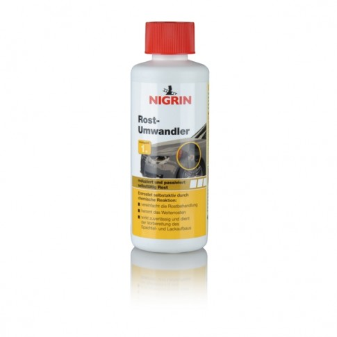 Solutie auto, tratament pentru rugina, Nigrin,  200 ml