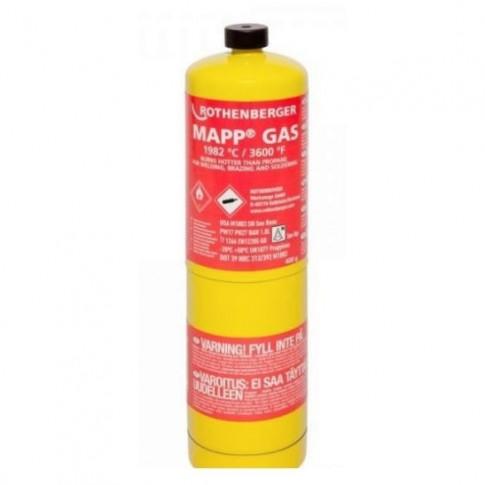 Butelie gaz, Rothenberger Mapp Gas, 450 g
