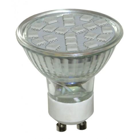 Bec LED Hepol spot GU10 3W lumina RGB