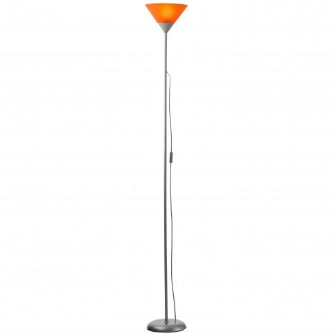 Lampadar Emy 06-024, 1 x E27, 1790 mm, portocaliu