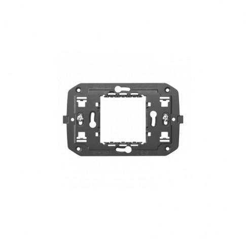 Suport Gewiss Chorus GW16803-1BL, 3 module, pentru rama priza / intrerupator