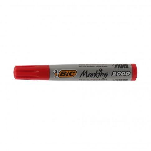 Marker permanent, BIC Marking 2000, rosu