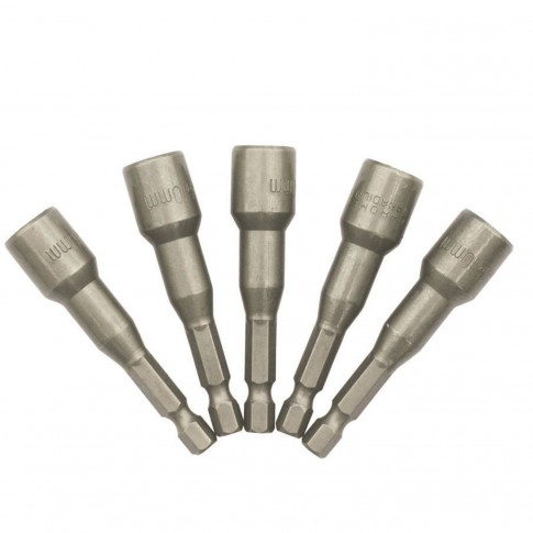 Chei tubulare, cu profil hexagonal, Lumytools LT65102, set 5 bucati