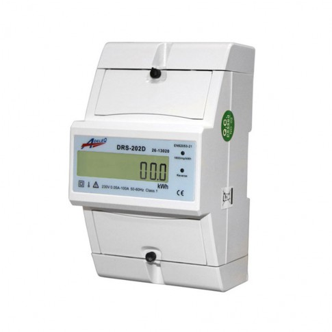 Contor monofazic digital 100A 4M 02-554/DIG