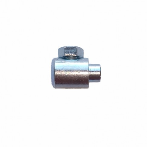 Clema cu surub lateral pentru cablu otel 0 - 3 mm, 10 bucati