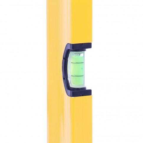 Nivela cu bula, Stanley STHT1-43105, cu 3 indicatori, din aluminiu, 1000 mm