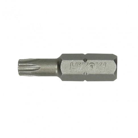 Biti pentru insurubare, profil Torx, 1/4, Hikoki 752312, T30, 25 mm, set 3 bucati