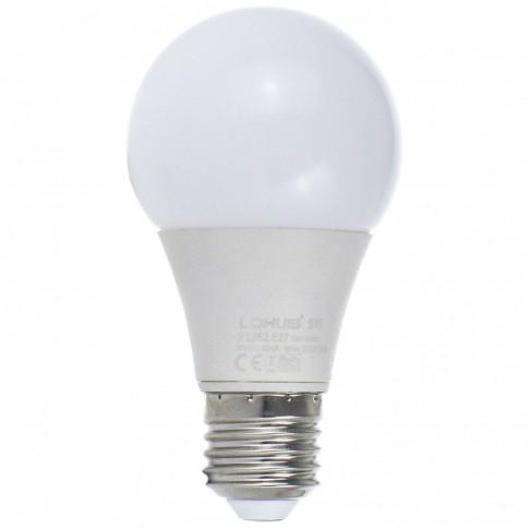 Bec LED Lohuis clasic A60 E27 5W 400lm lumina rece 6500 K