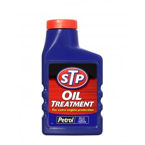 Aditiv ulei motor pentru benzina STP, 300 ml
