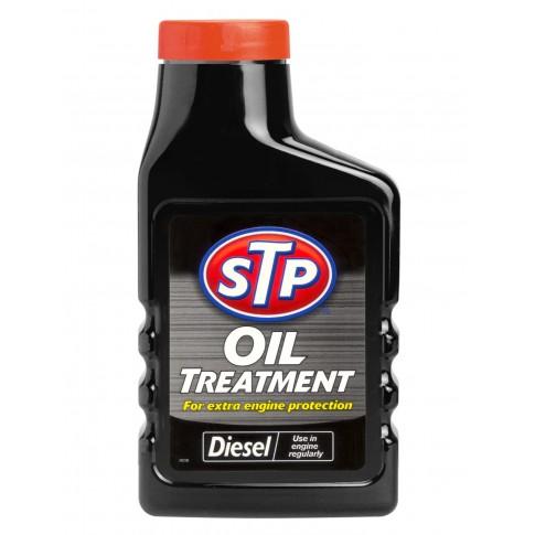 Aditiv ulei motor pentru diesel STP, 300 ml