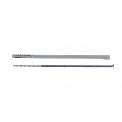 Diblu universal, din nylon, cu surub, Fischer SXR, 8 x 190 mm