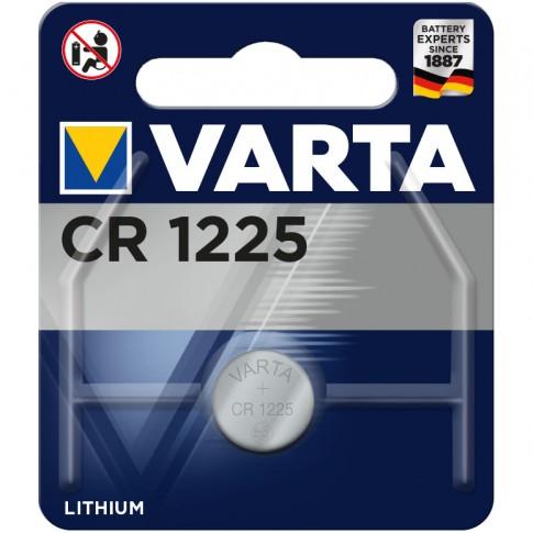 Baterie Varta Electronics 6225, CR1225, 3V, litiu tip buton