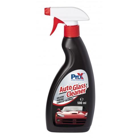 Solutie auto, pentru curatat geamuri, Pro-X, 500 ml