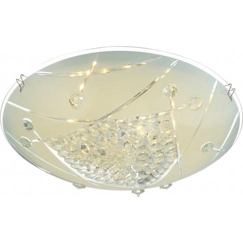 Plafoniera LED Elisa 40415-8, 8W, alb satinat