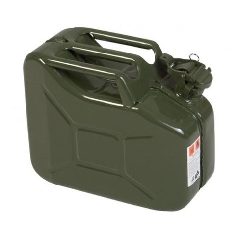 Canistra metalica, pentru combustibil, Rexxon, 10 L