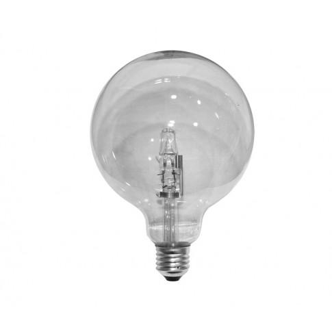 Bec halogen E27 Adeleq Lumen 00-60470/T glob 230V 52W lumina calda