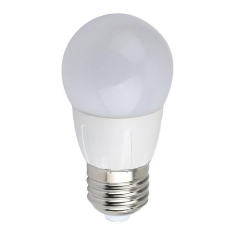 Bec LED Hoff clasic B45 E27 5W 450lm lumina rece 6500 K
