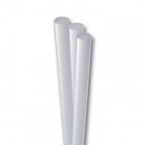 Bagheta adeziv transparent, pentru lipire, Steinel Cristal, 7 mm, 96 g
