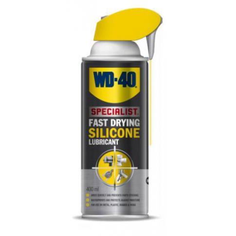 Spray silicon WD-40, 400 ml