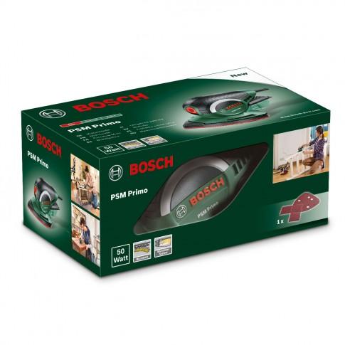 Slefuitor cu vibratii, Bosch PSM Primo, 50 W
