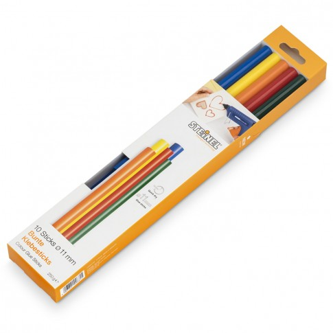 Bagheta adeziv, pentru lipire, Steinel Color, 11 mm, 250 g