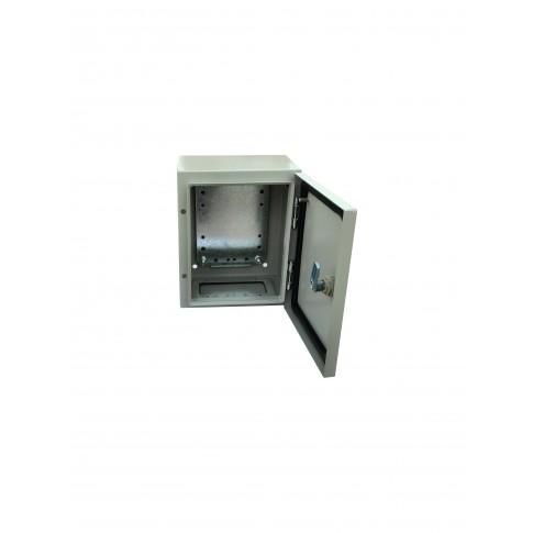 Tablou metalic cu contrapanou 32-400/25, IP56, 25 x 20 x 15 cm