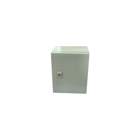 Tablou metalic cu contrapanou 32-400/30, IP56, 30 x 25 x 15 cm