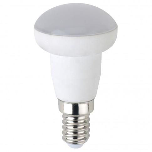 Bec LED Hoff spot NR39 E14 4W 320lm lumina rece 6500 K