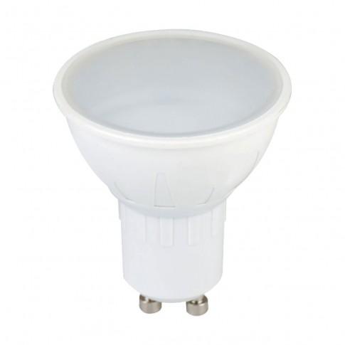 Bec LED Hoff spot GU10 6W 490lm lumina rece 6500 K
