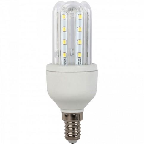Bec LED Hoff tubular 3U E14 5W 500lm lumina calda 3000 K