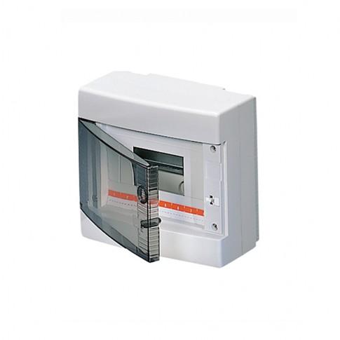Tablou electric Gewiss GW40043, aparent, 8 module