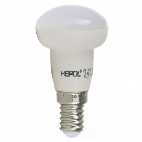 Bec LED Hepol spot R39 E14 4W 320lm lumina calda 3000 K