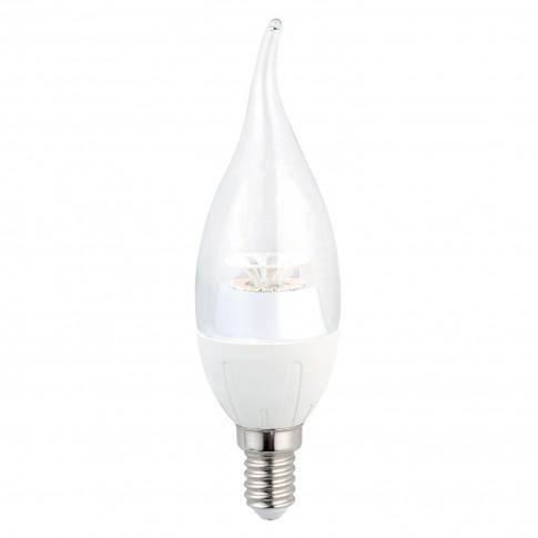 Bec LED Hoff lumanare fantezie E14 6W 540lm lumina calda 3000 K