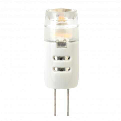 Bec LED Hoff mini G4 1W 100lm lumina calda 3000 K, 12V
