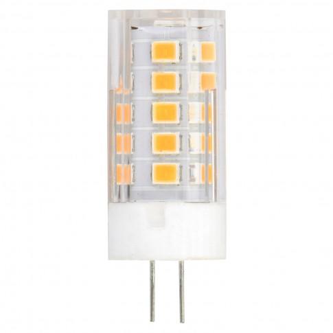 Bec LED Hoff mini G4 3W 280lm lumina calda 3000 K, 12V