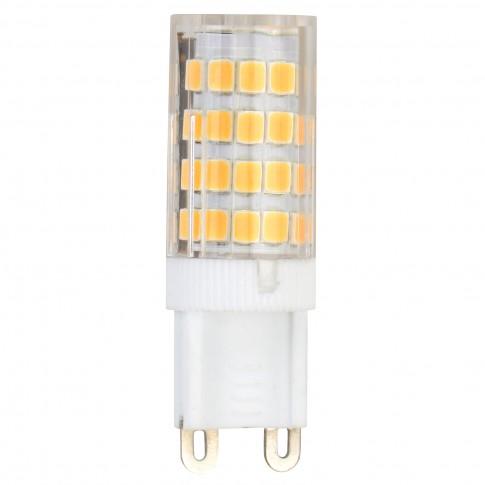 Bec LED Hoff mini G9 3.5W 330lm lumina rece 6500 K