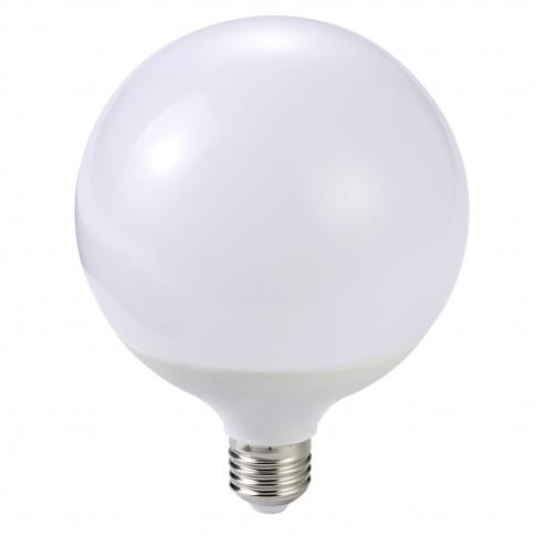 Bec LED Hoff glob E27 18W 1800lm lumina rece 6500 K