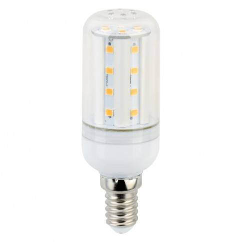 Bec LED Hoff tubular E14 6W 540lm lumina calda 3000 K