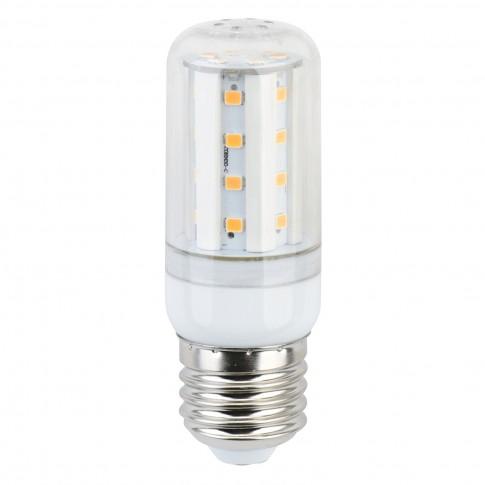Bec LED Hoff tubular E27 6W 540lm lumina calda 3000 K