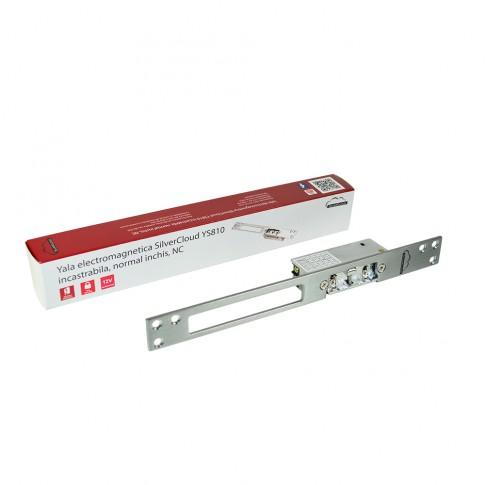 Yala electromagnetica SilverCloud YS810 incastrabila, L 250 mm