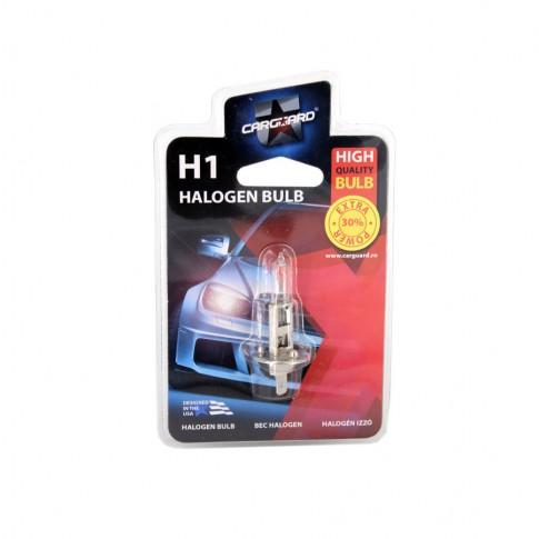 Bec auto halogen Carguard H1, BHA001, 55 W, 12 V