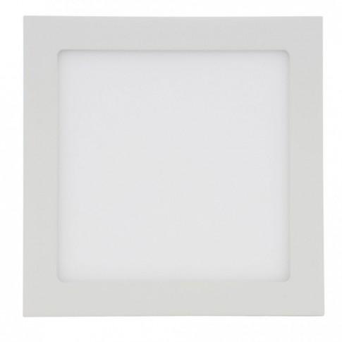 Spot LED incastrat Hoff, 18W, lumina neutra, 225 x 225 mm