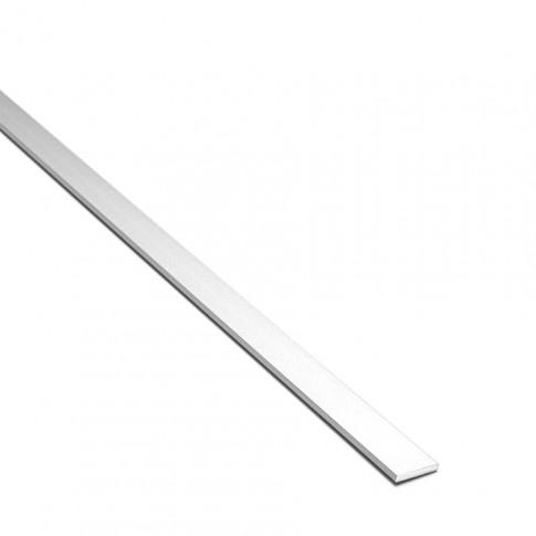 Profil banda LED si radiator liniar Arelux PRF002/200, aparent, aluminiu, 2000 mm